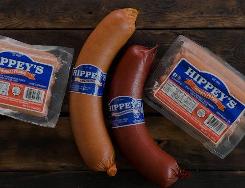Amazing, Fresh-Tasting Hippey's Meats!