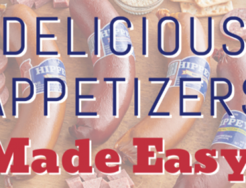 Delicious Appetizer Ideas! 😋